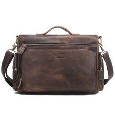 CONTACT'S Handbag Genuine Leather Bag Men Shoulder Crossbody Bags Large Capacity Male Handbags Briefcases Designer Bag Men 2017