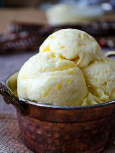 A nyár slágere: hűsítő krémes citrom fagyi