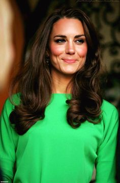 The Duchess of Cambridge - Kate Middleton