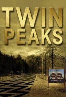 Twins Peaks. Creada por David Lynch y Mark Frost. Se emitió por primera vez en la cadena de televisión ABC network el 8 de abril de 1990, y finalizó en ese mismo canal el 10 de junio de 1991. Fue coproducida por Aaron Spelling y tuvo una duración de 29 episodios más el piloto, distribuidos en dos temporadas.