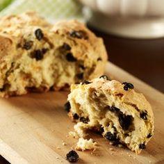 We love this scrumptious Irish Soda Bread #recipe