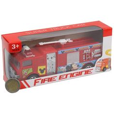FIRE ENGINE TOY GAME BOYS CHILDREN PLAY SET GREAT GIFT PRESENT IDEA #Unbranded Fire Engine Toy, Children Play, Game Boy, Kids Playing, Toy Chest, Great Gifts, Engineering, Presents, Toys