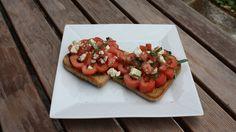 Dinner for one: Toast mit Ochsenherz und Pesto  Credit: Strobl