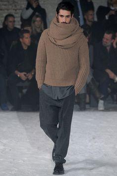 Ami   Fall 2014 Menswear Collection   Style.com