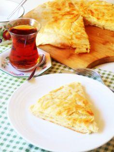 NESRiN`S KÜCHE: Tava Böreği / Pfannenbörek