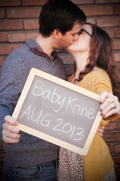 make bake & love: Pregnancy Announcement Photo Shoot
