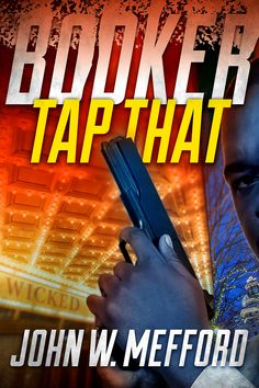 Bookworm Babblings: Booker: Tap That Book Review