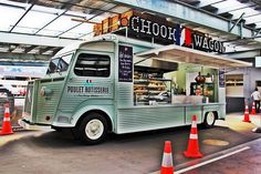 Moore Wilsons Chook Wagon Places In England, Pie Hole, City Living, Great Places, Kettle, New Zealand, Signage, Cities, Vehicle