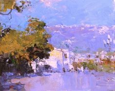 Peter Bezrukov, paintings - paintings and prints for sale of artist Peter Bezrukov in Gallery of ArtRussia Classic Paintings, Paintings I Love, Beautiful Paintings, Light Painting, Artist Painting, Abstract Landscape, Landscape Paintings, Russian Landscape, Pierre Bonnard