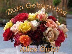 Alles Gute Zum Geburtstag Bilder | Beschreibung Rosen zum Geburtstag.jpg