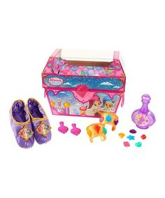 Loving this Shimmer and Shine Dress-Up Set - Kids on #zulily! #zulilyfinds