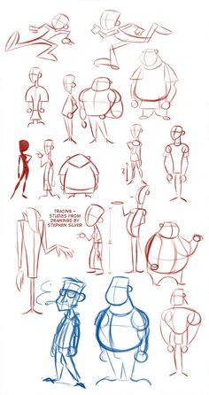 Rasmus' sketch blog?!: Figure studies - Stephen Silver