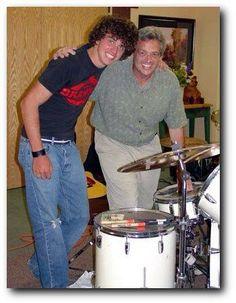 Jason and dad Jay.