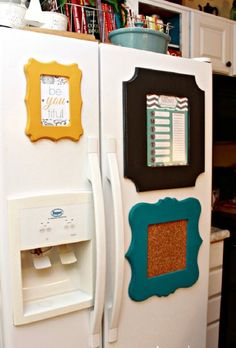 Top 10 Tips to Dress Up Your Fridge Door