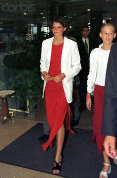 july 1999 Athina Onassis Roussel