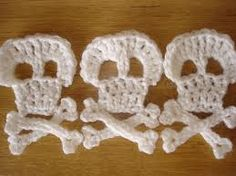 Gonna make a bunting of these fellas for samhain!