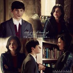 #mama regal #evilregal regina and Henry #mother-son