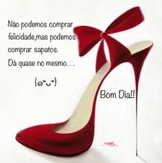 Com eles podemos andar nas nuvens! 😜 Day For Night, Pumps, Heels, Mary Kay, Fashion Shoes, Christian Louboutin, Manicure, Quotes, Blog