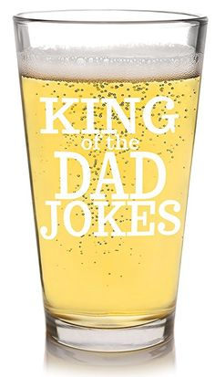 Christmas gift for DADDY DAD STEPDAD FATHER personalised SUPER HERO BEER GLASS