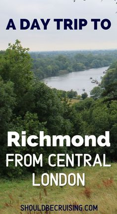 Located less than 10 miles southwest of Central London, Richmond is an easy day trip for anyone looking to escape the hustle and bustle of the city. Packing List For Cruise, Cruise Europe, Cruise Tips, Cruise Travel, Cruise Vacation, Top Cruise, Best Cruise, Cruise Port, Day Trips From London
