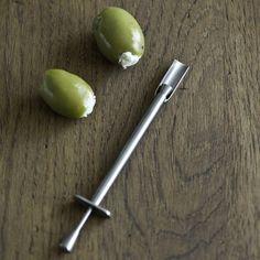 I need one of these! Swissmar Olive Stuffer