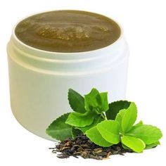 Green Tea Scrub Reci