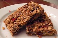 Homemade Mamas: Homemade Chewie Granola Bars!