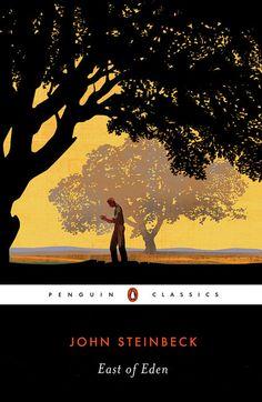 East of Eden (Penguin Twentieth Century Classics) by John Steinbeck - Penguin Classics Penguin Classics, Eden Book, East Of Eden, Life Changing Books, Best Book Covers, Classic Literature, Classic Books, Literature Books, American Literature