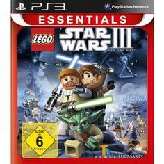 LEGO Star Wars 3 - The Clone Wars  PS3 in Actionspiele FSK 6, Spiele und Games in Online Shop http://Spiel.Zone