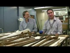 Many steps go into creating a new collection at the Missouri History Museum—join curator David Lobbig as he takes us through the process in this two-part series. In Part I, you learned the types of information curators gather about new objects. In the second part, learn how objects are cleaned, labeled, and transported to our conservation lab.