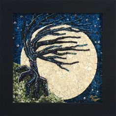 'Moon Rise' Artist Linda Biggers | Flickr - Photo Sharing!