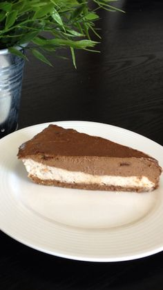 """raw chocolate frozen banana pie. """"Food really is a universal connector… Healthy food is a spiritual one"""""""
