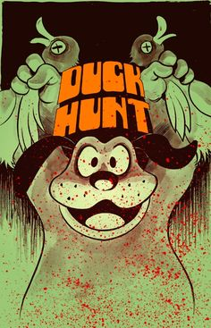 """Duck Hunt"" - #videogames #retrogaming #nintendo"