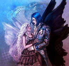 Like a dream #Morpheus #Alyssa