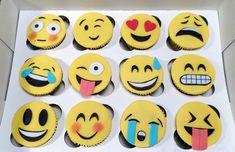 How To: Emoticons cupcakes en koekjes maken, #bakken, smiley, traktatie, feest