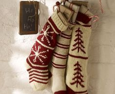 Cutest Christmas stockings ever!