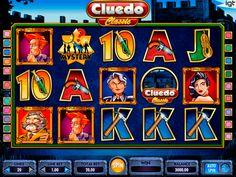 Fange das Cluedo Automatenspiel von IGT an und tauche in die bunte und spannende Welt des IGT Spielautomaten! Habe viel Glück und gewinne im Cluedo Spiel!
