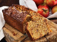 Süßes Dinkel-Apfel-Brot |
