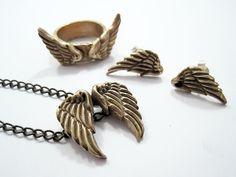 Zandstorm: Wings bronsklei [cursist] (Bronsklei,hangers)