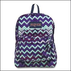 If you are looking for a purple Jansport backpack then you have come to the right place. If you like the color purple as I do, then you will love the selection of purple backpacks that Jansport has to offer. These backpacks come in different sizes depending on how much you are planning on carrying in your backpack.