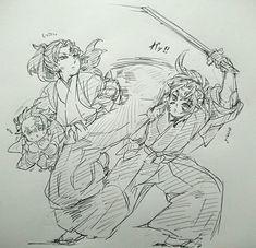 Demon Slayer, Slayer Anime, Anime Angel, Anime Demon, Comic Manga, Manga Anime, Clean Funny Memes, I Love My Brother, Dragon Tales