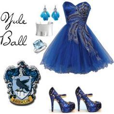 Ravenclaw Yule Ball