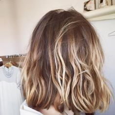 """41 Likes, 9 Comments - Molly Conant (@mollyconant_) on Instagram: """"I've been highlighting my own hair for years w/ results but when I cut it all off this winter and…"""""""