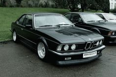 bmw E24 m6 black - Google Search