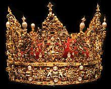 Christian 4.af Danmarks krone