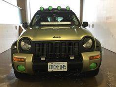 Jeep Liberty Sport, Cool Jeeps, Jeep Cars, Jeep Stuff, Jeep Cherokee, Big Trucks, Offroad, 4x4, Bike