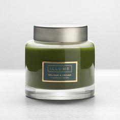 Balsam & Cedar Essential Jar