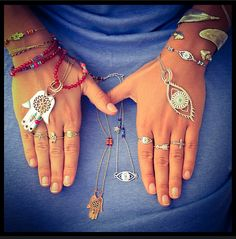 Spirituality #jewelsparty ! #bijoux #Reminiscence #ReminiscenceParis http://www.reminiscence.fr/fr/mode/bijoux-eshop/bijoux-argent/Spirituality-liste.htm?var=page-edito