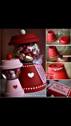Valentines day craft idea