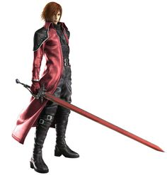 Genesis from Crisis Core.